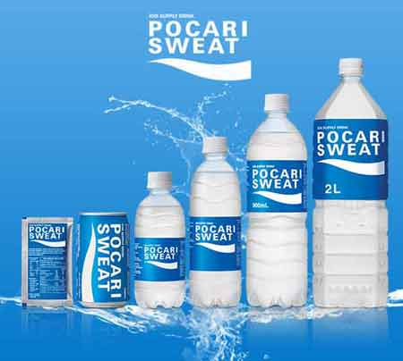 Pocari Sweat Minuman Isotonik Teratas di Indonesia